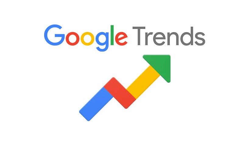 Google trends for keyword research